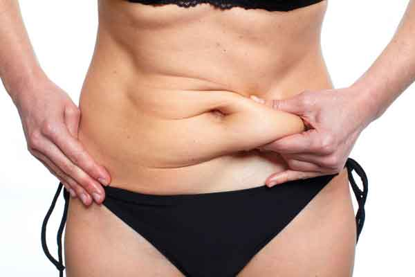 How much weight can i lose from liposuction 4