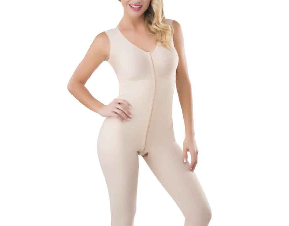 Compression garments after liposuction 3