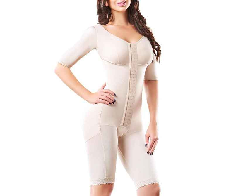 Compression garments after liposuction 6