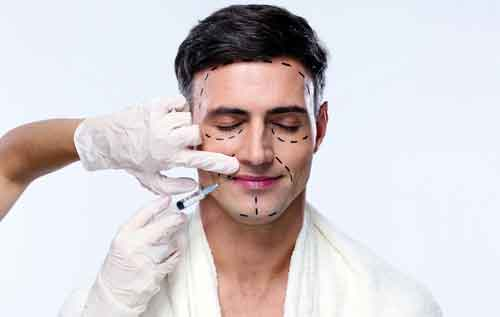 Plastic surgery for men 1