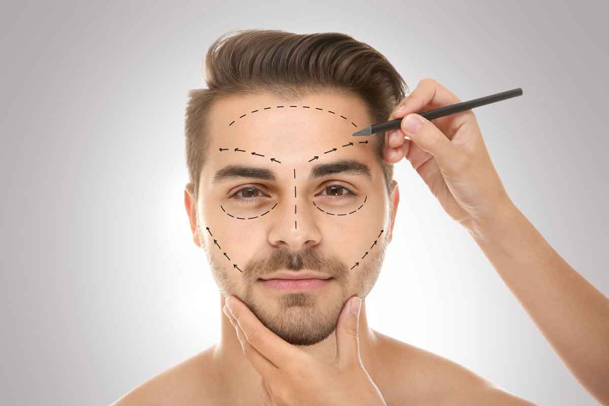 Plastic surgery for men 3