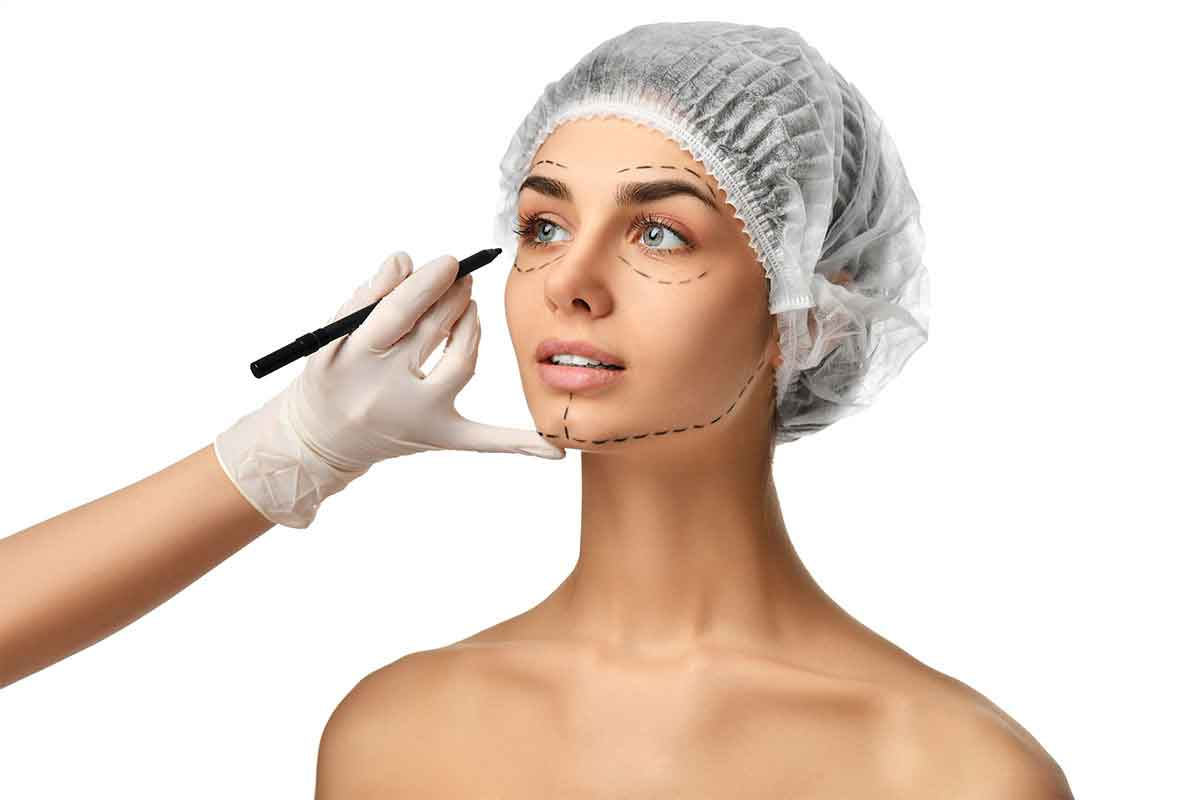 Plastic surgery procedures 7