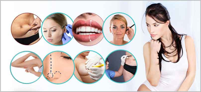 Types of plastic surgery 1