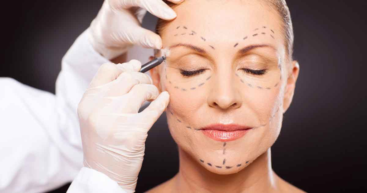What is cosmetic surgery 1