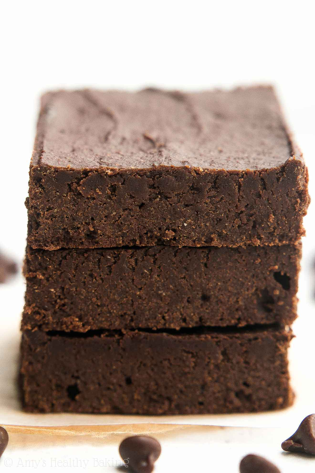Dark Chocolate Brownies 4