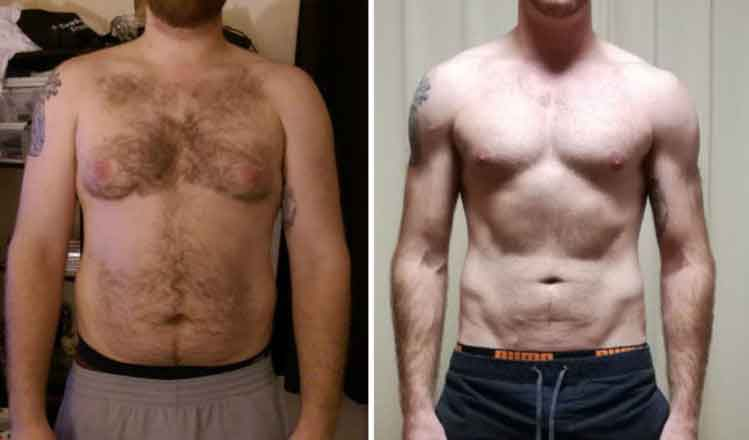 Keto diet before and after 90 days 13