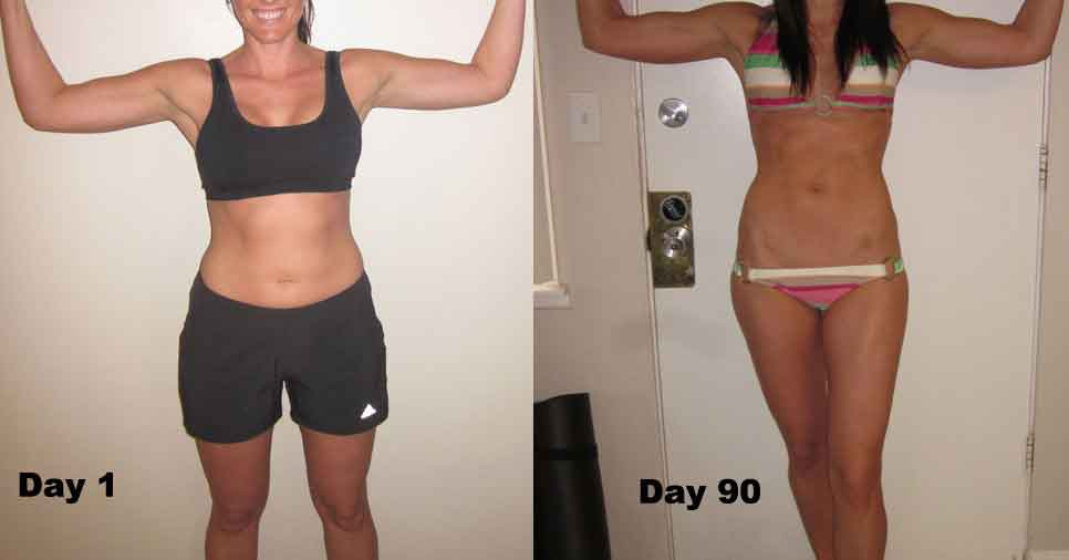 Workout 90 days 12