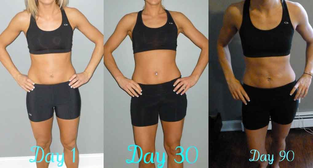 Workout 90 days 6