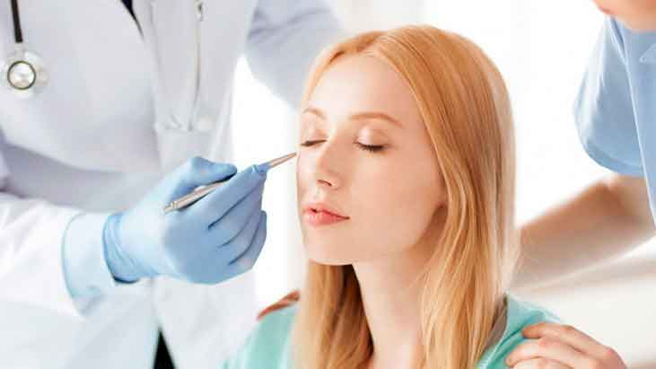 Revision nose surgery 2