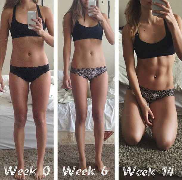 6 workouts for chiseled abs 13