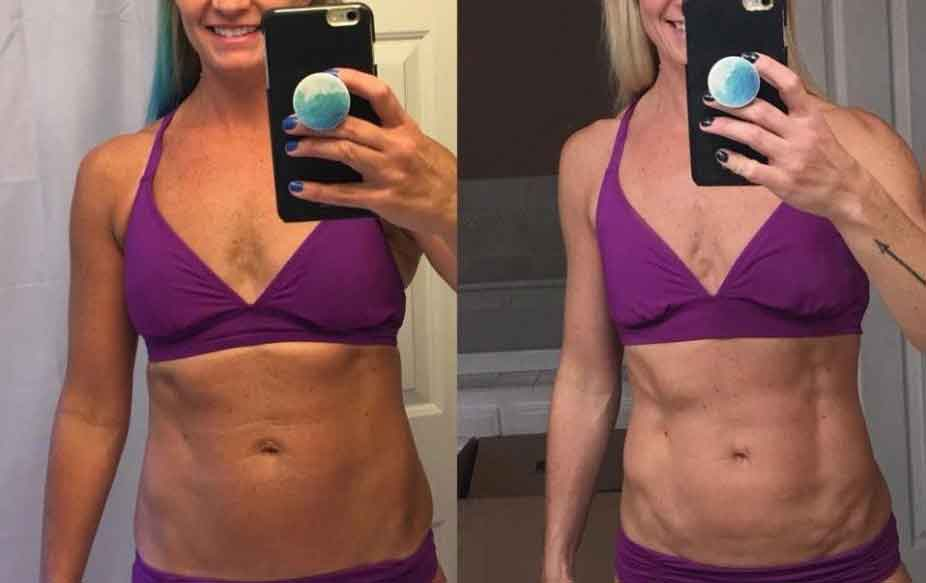 6 workouts for chiseled abs 6
