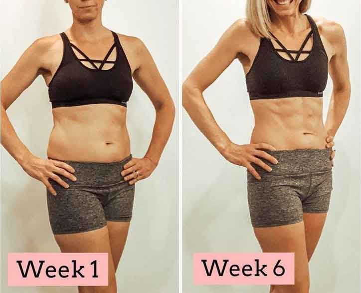 Workout 7 days a week to lose weight 12