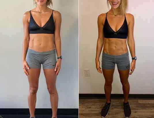 Workout 7 days a week to lose weight 14