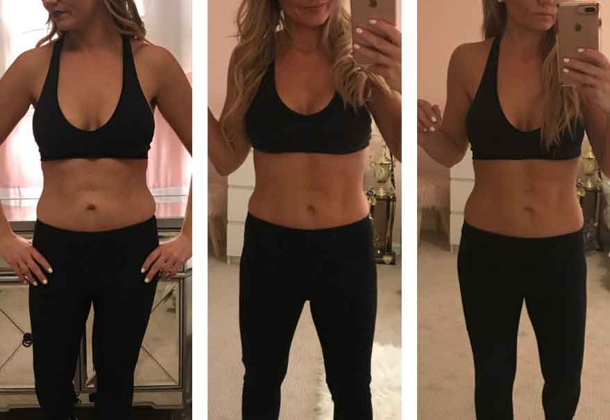 Workout 7 hours a week 4