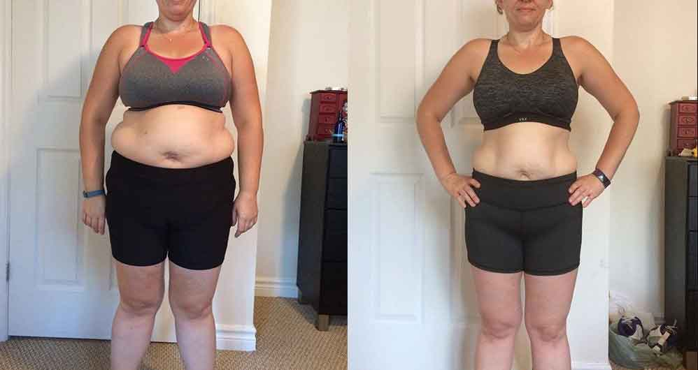 Military diet results 12
