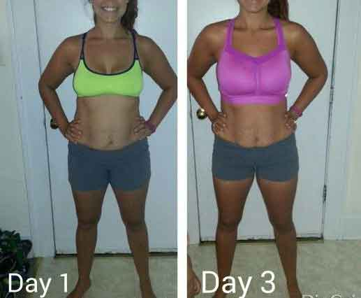 Military diet results 6
