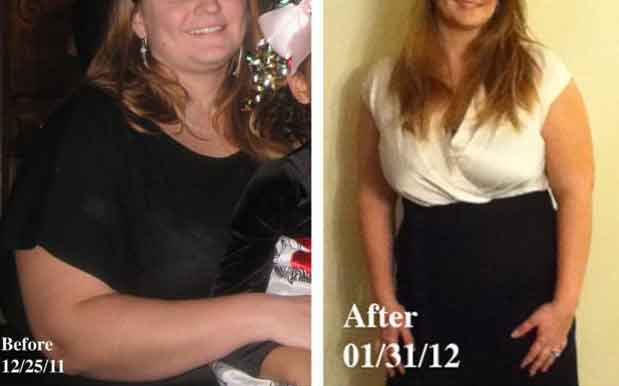 Water diet results 10