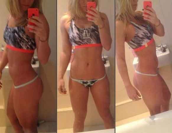 Nutri diet before and after 11