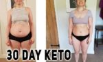 Keto diet 30 days