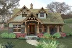 4 bedroom craftsman style home plans 3