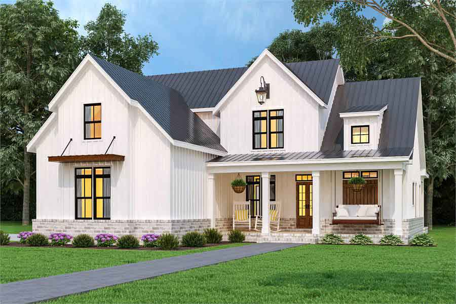 4 bedroom ranch style home plans with basement 2