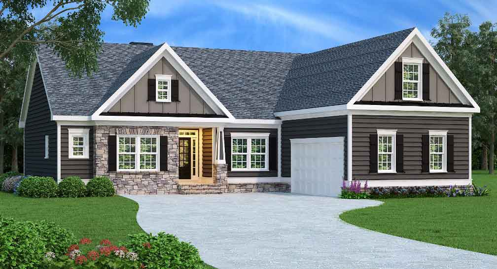 4 bedroom ranch style home plans with basement health