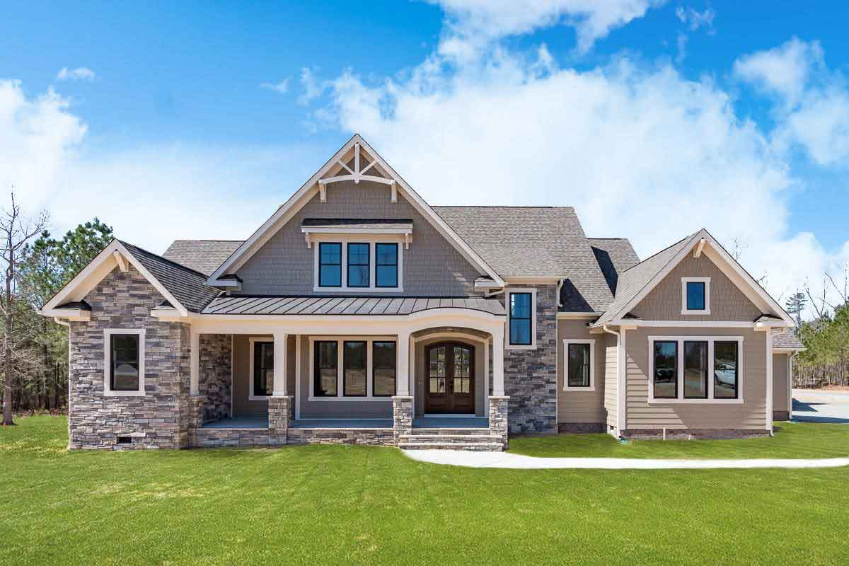 4 bedroom ranch style home plans with basement 4