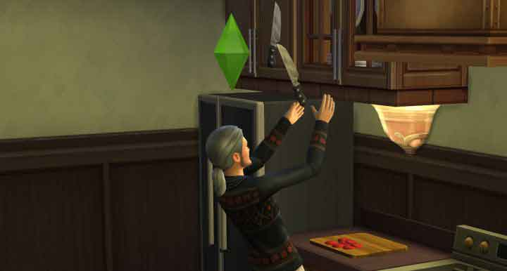 Homestyle cooking sims 4 2
