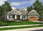 2 story craftsman style home plans 2