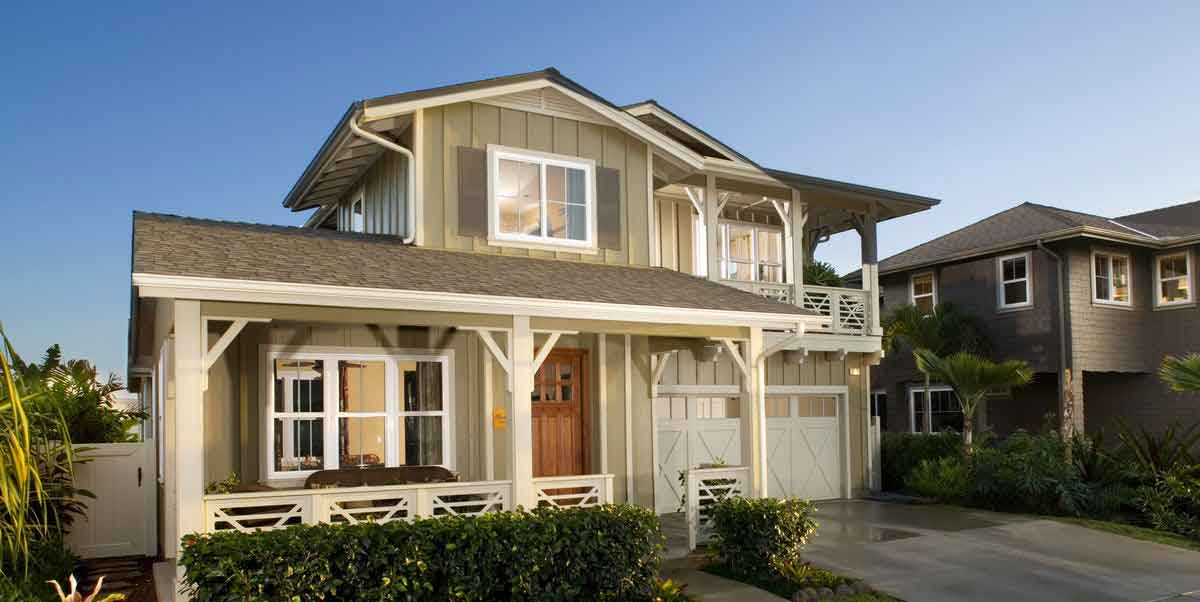3 story craftsman style home 2