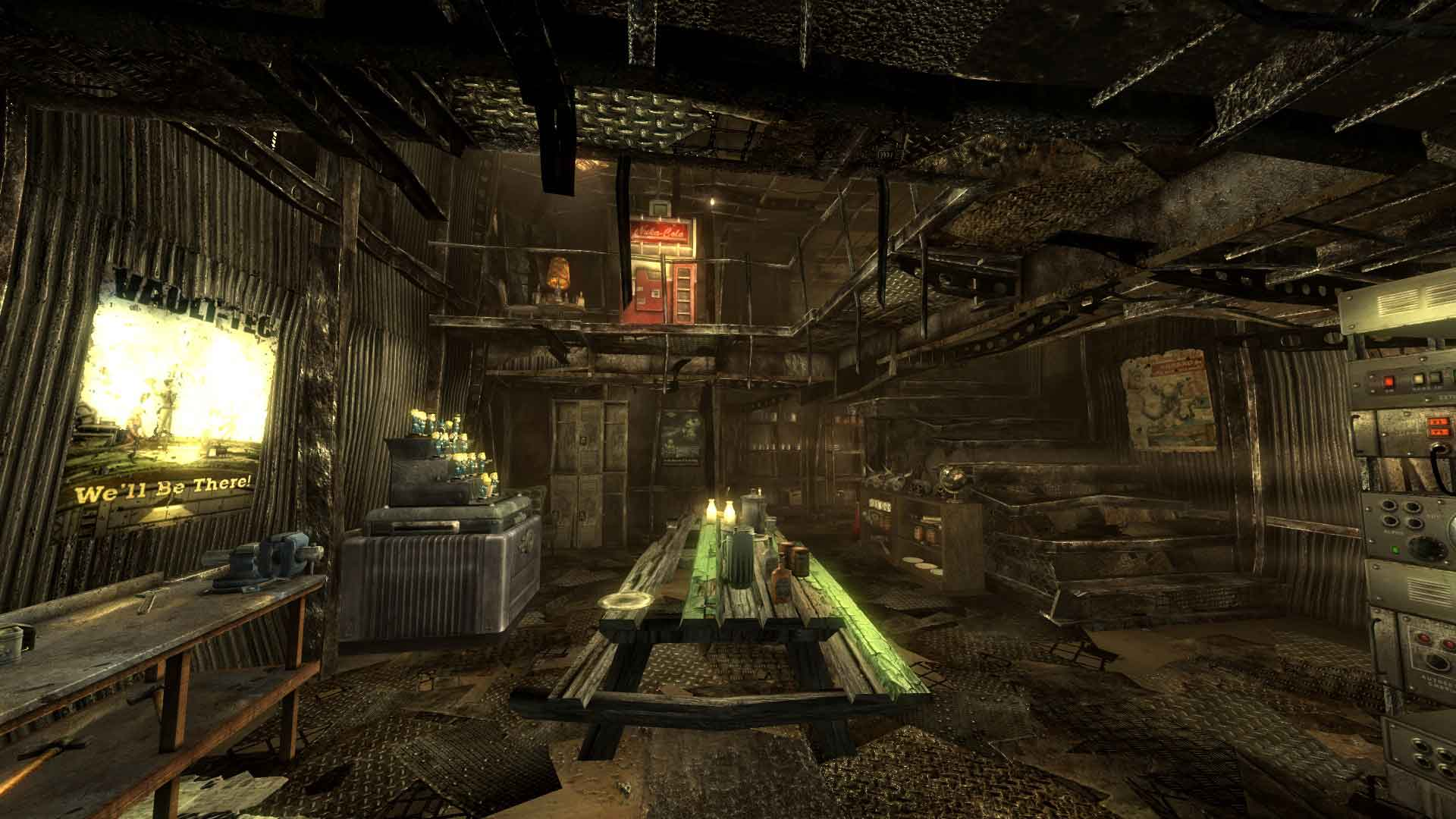 Fallout 3 home styles 2