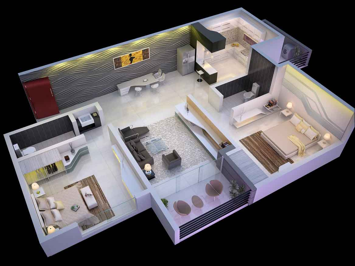 Home style 3d 2