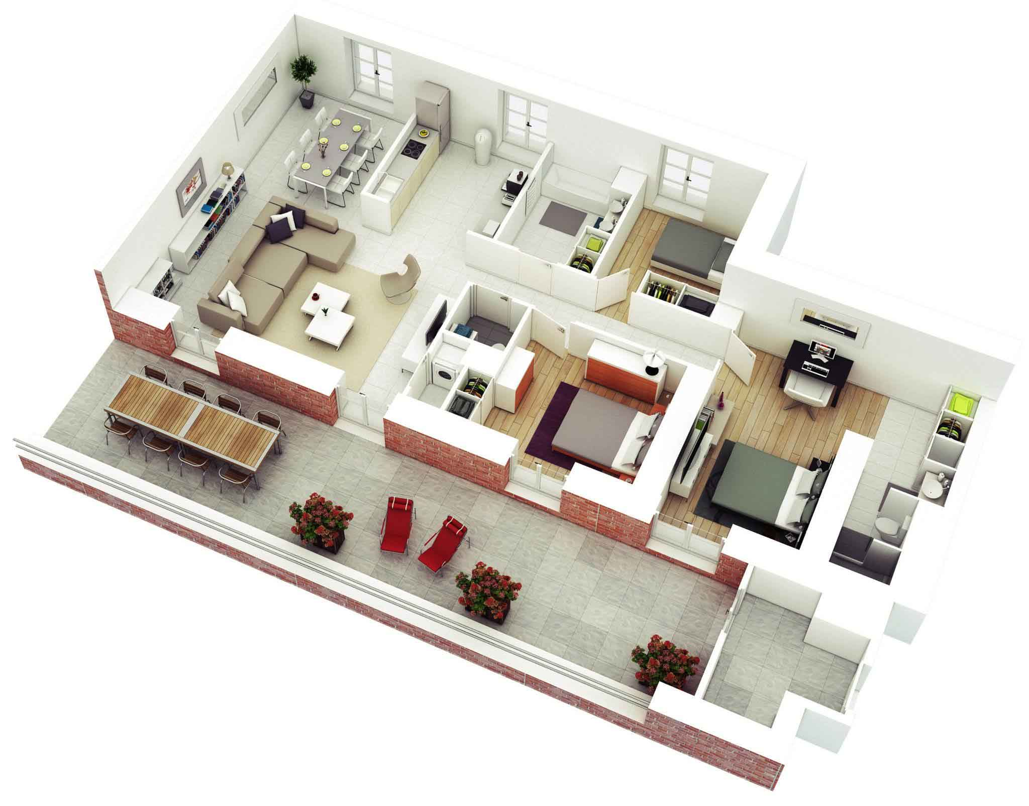 Home style 3d online 1