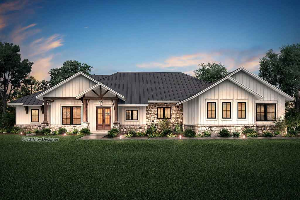 Ranch style home 3500 square feet 3