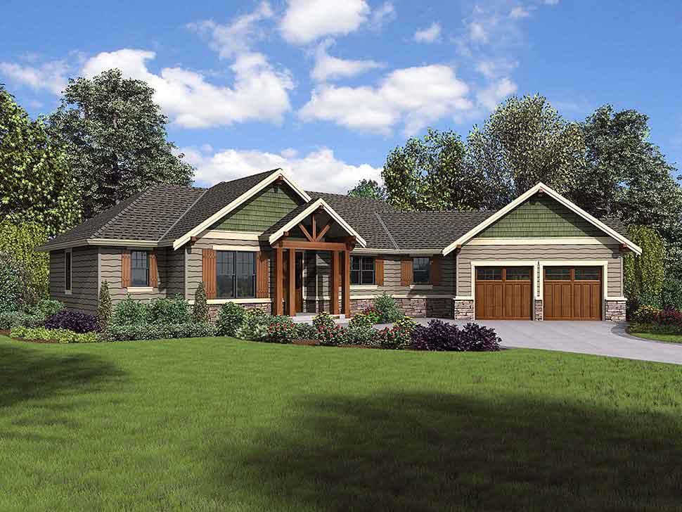 Ranch style home 3500 square feet 4