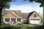 1 story craftsman style home plans 3