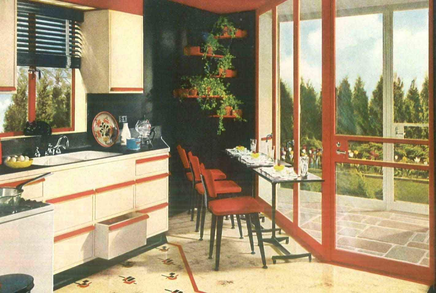 Home decorating 1940's style 2