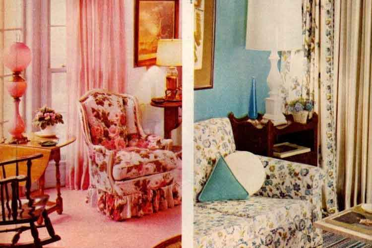 Home decorating 1950's style 3