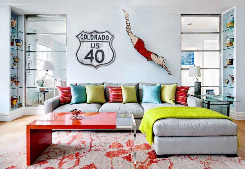 Home decorating 1950's style 4